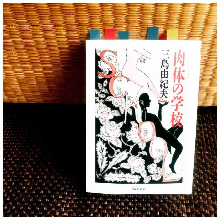 三島由紀夫 【肉体の学校】読了。