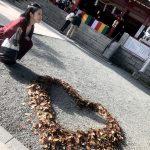 熱海の来宮神社にGO!