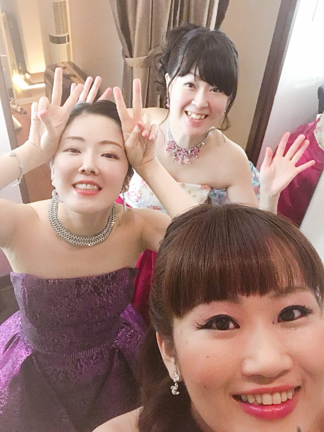 2018.8.8六本木クラップス、トリオ デ 結 LIVEコンサート終演