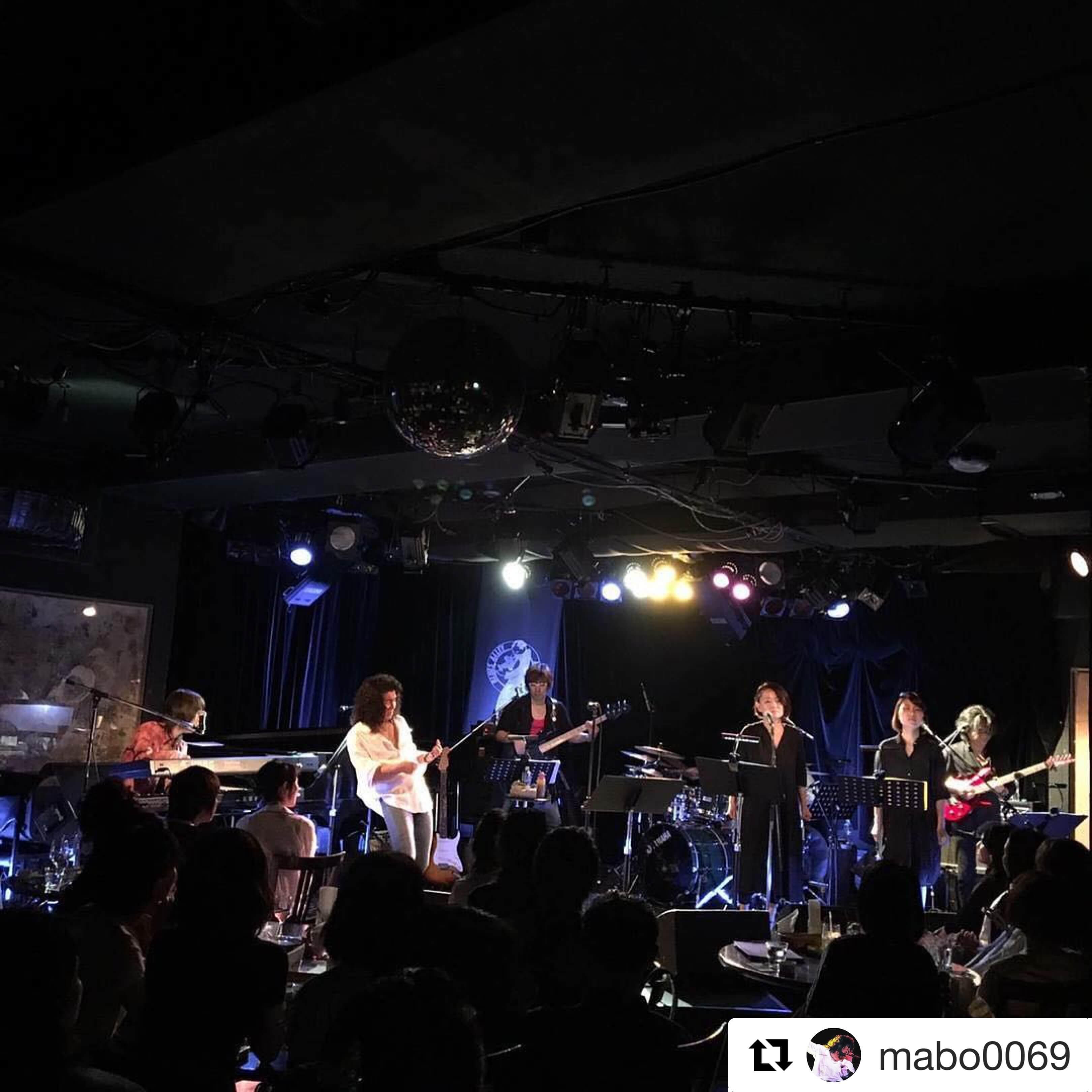 2018.8.8田中昌之LIVEゲスト出演ありがとう御座いました☆