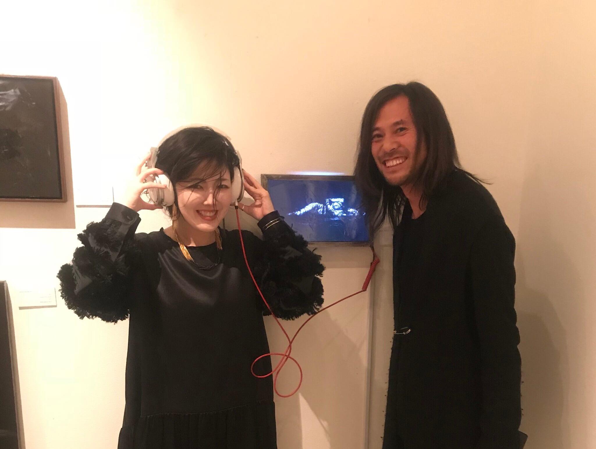 2019/2/15 artPotluck パフォーマンス再演