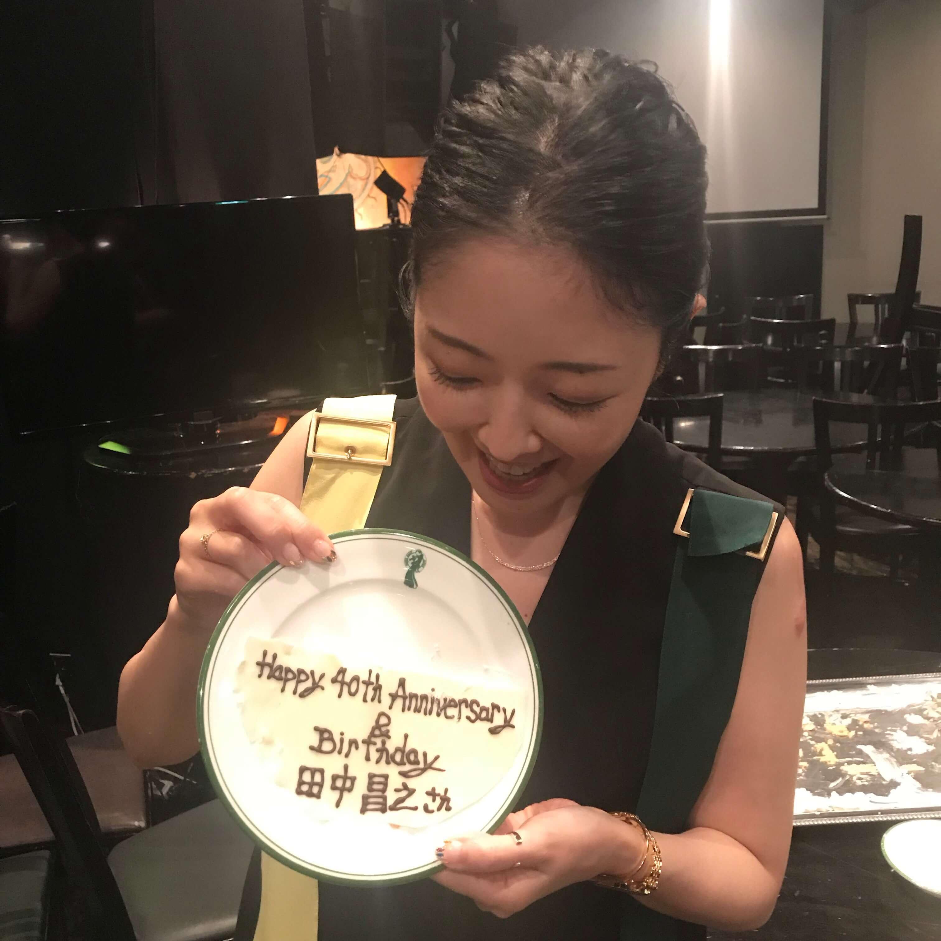 6/28田中昌之(exクリスタルキング)40th Anniversary&Birthday Live