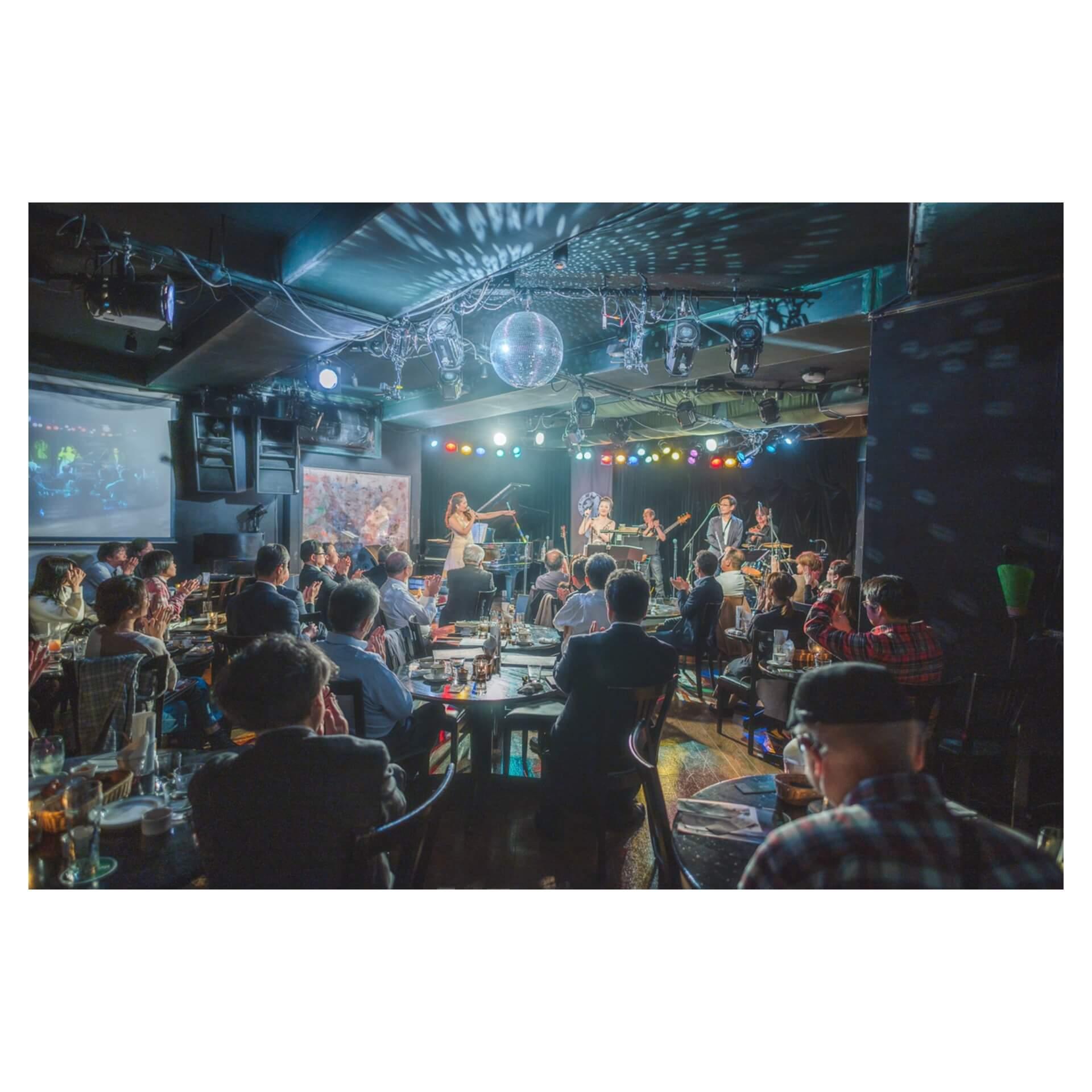2019/11/18目黒ブルースアレイLIVE写真②