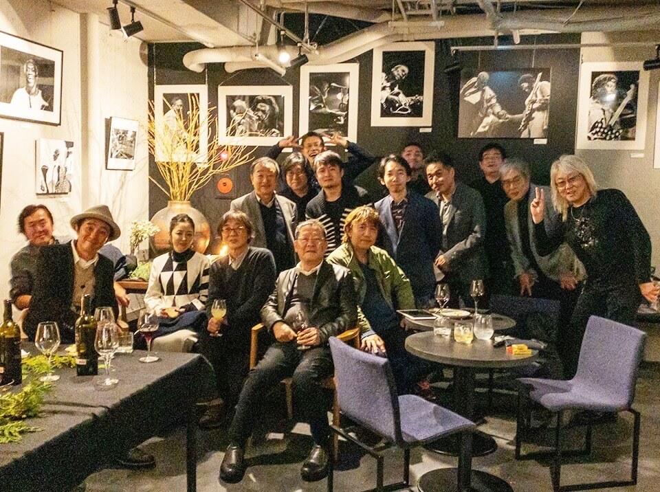 2019音楽家達の忘年会☆記念写真